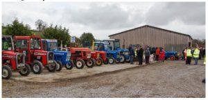 Dolgran Tractor Run
